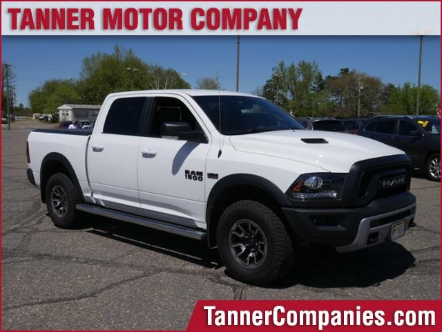 Pre-Owned 2017 Ram 1500 Rebel 4x4 Crew Cab 5'7 Box
