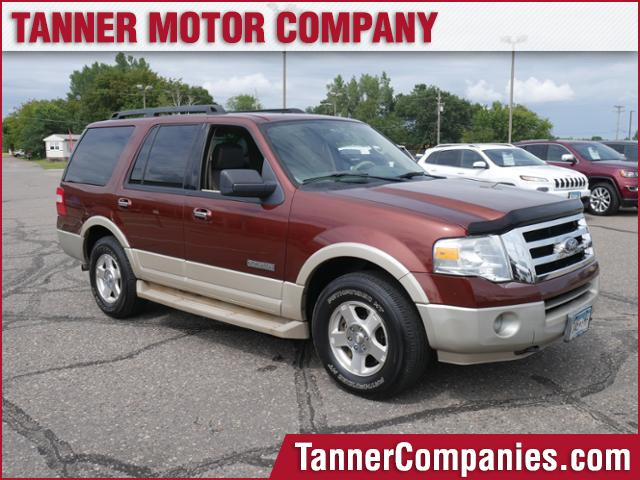 Pre-Owned 2007 Ford Expedition Eddie Bauer