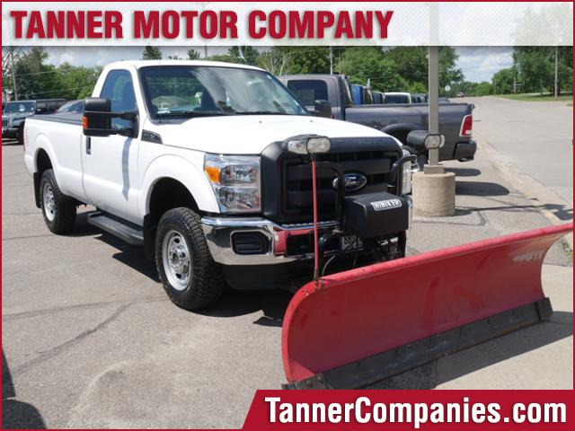 Pre-Owned 2013 Ford Super Duty F-250 SRW XL
