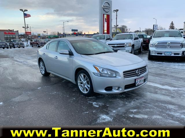 Pre-Owned 2009 Nissan Maxima 4dr Sdn V6 CVT 3.5 SV