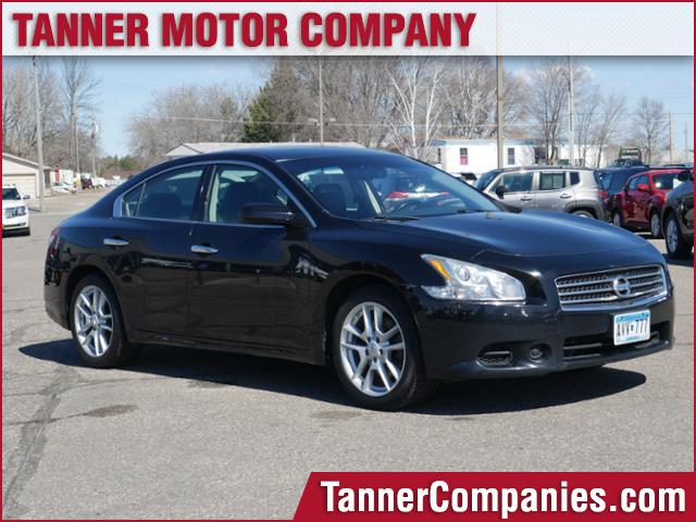 Pre Owned 2010 Nissan Maxima 3 5 Sv 4dr Car In Brainerd 395004
