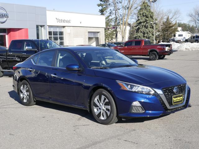 New 2019 Nissan Altima 2.5 S Sedan