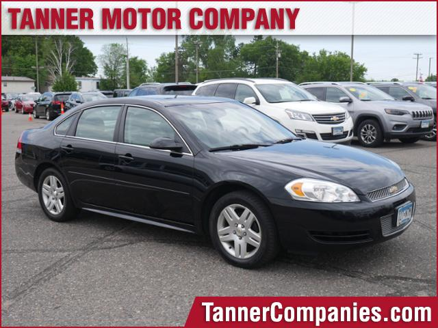 Pre-Owned 2014 Chevrolet Impala Limited