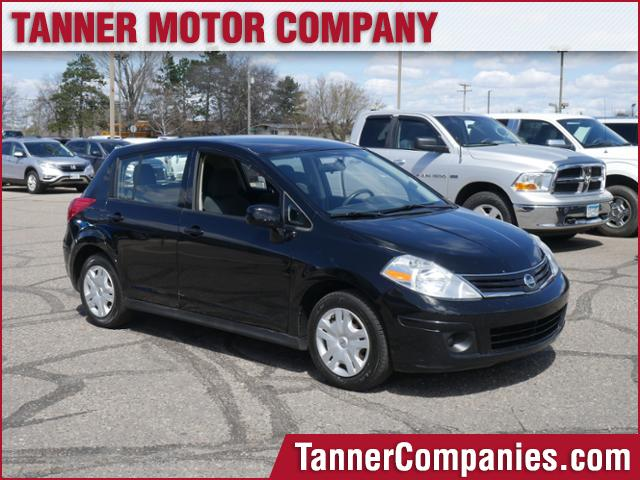 Pre-Owned 2012 Nissan Versa S