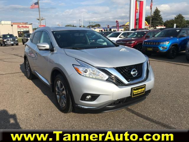 Pre-Owned 2016 Nissan Murano AWD 4dr SL