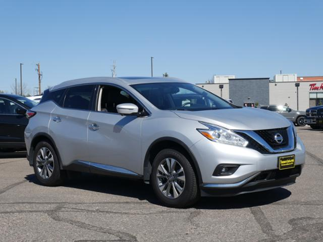 Pre Owned 2016 Nissan Murano Sl