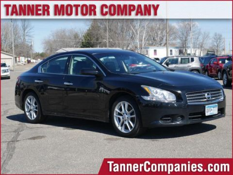 Pre-Owned 2010 Nissan Maxima 3.5 SV