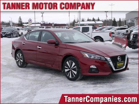 New 2020 Nissan Altima 2.5 SL AWD Sedan