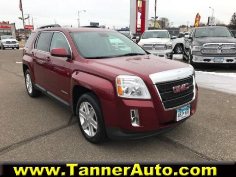 Pre-Owned 2012 GMC Terrain FWD 4dr SLT-1