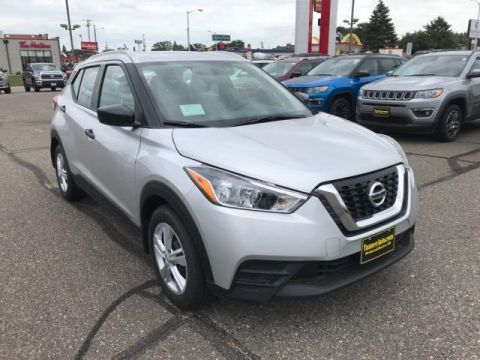 New 2018 Nissan Kicks S FWD