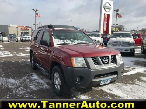 Pre-Owned 2008 Nissan Xterra 4WD 4dr Auto S