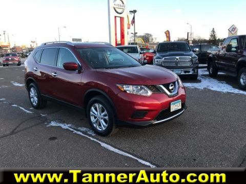 Pre-Owned 2016 Nissan Rogue AWD 4dr SV