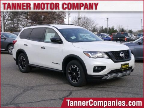 New 2020 Nissan Pathfinder 4x4 SV
