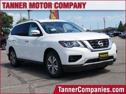 New 2019 Nissan Pathfinder 4x4 S