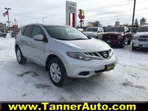 Pre-Owned 2012 Nissan Murano AWD 4dr S