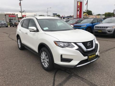 New 2018 Nissan Rogue AWD SV