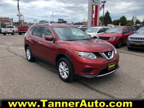 Pre-Owned 2015 Nissan Rogue AWD 4dr SV